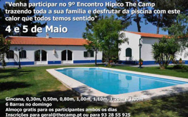 Já se inscreveu no 9º Encontro Hípico The Camp – Pegões