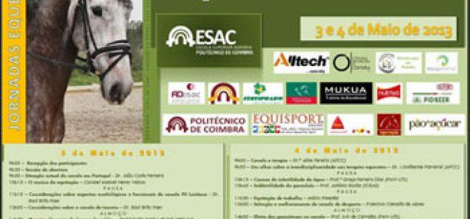 Jornadas Equestres na ESAC em Maio