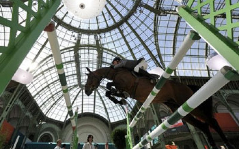 Ludger Beerbaum ganha o Grande Prémio do CSI5* de Paris (vídeo)