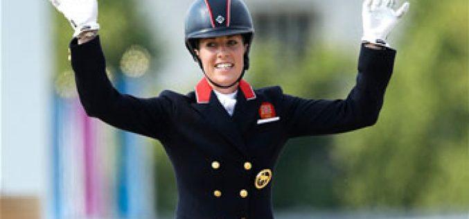 Ranking Mundial de Dressage segue estável e Charlotte mantém liderança; Luís Príncipe é 121º