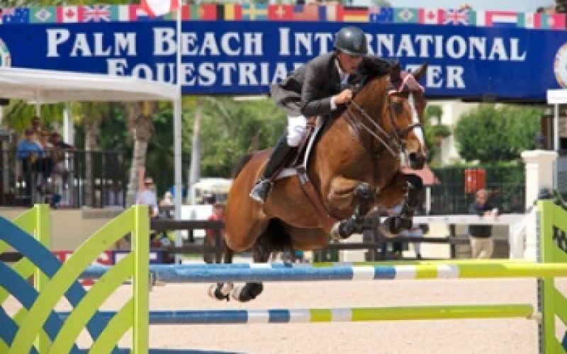 Todd Minikus and Quality Girl Win $25,000 ESP Spring 2 Grand Prix