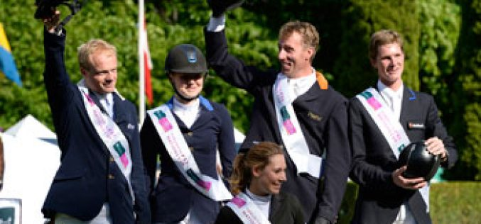 Dutch make it a hat-trick of Furusiyya victories at Copenhagen