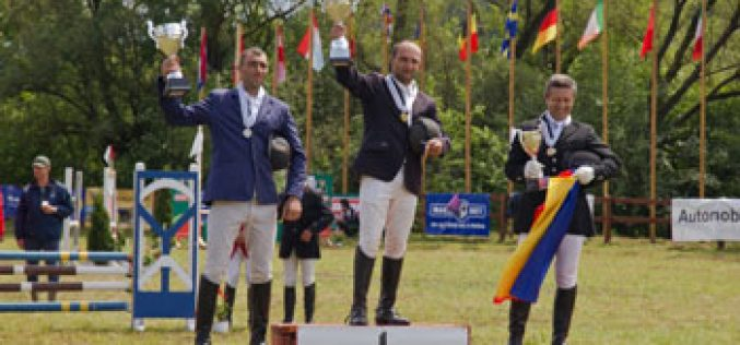Bulgarians Dominate with Gold for Iliev and Silver for Dobrev