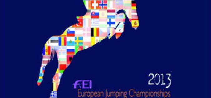 Programa dos Campeonatos da Europa de Saltos YR/J/CH