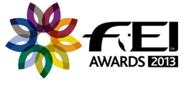 Global equestrian talent hunt begins as nominations open for FEI Awards 2013