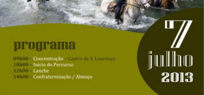 Freguesia de Vila Chã acolhe Evento Equestre