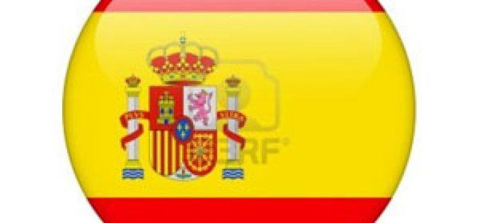 A equipa espanhola para a Taça das Nações de Lisboa