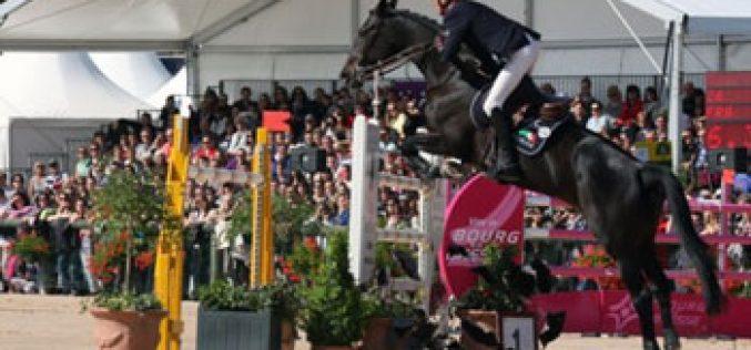Michel Robert ganha o Grande Prémio de Bourg en Bresse