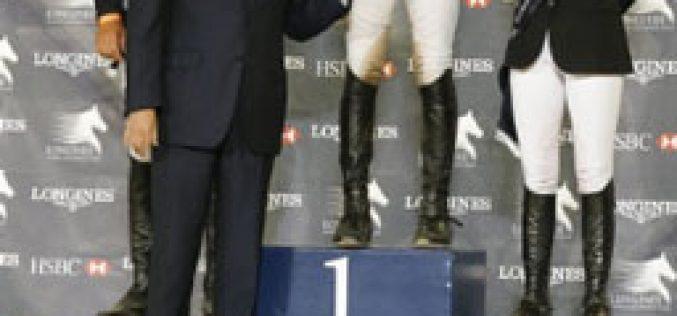 Terceiro triunfo de Richard Spooner e Cristallo no Grande Prémio de Monte Carlo