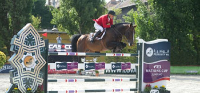 Belgians are Best in Furusiyya Europe Division 2 leg at Budapest