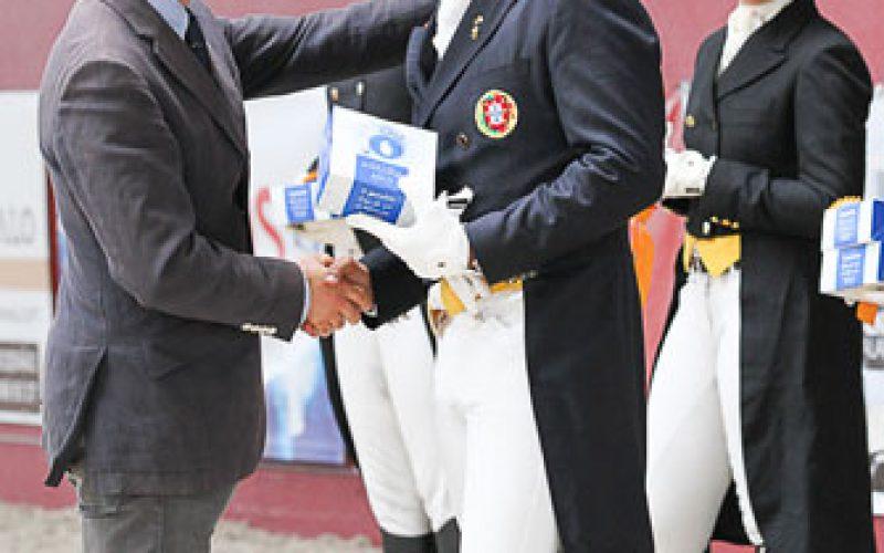 Daniel Pinto cavaleiro olímpico no CEIA