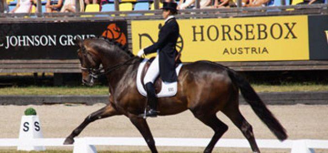Sweden domination in the WDM Nürnberger Grand Prix (video)