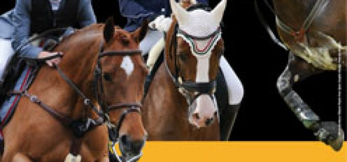 Participants from 17 countries to compete in the European Pony Championships 2013 – Italy