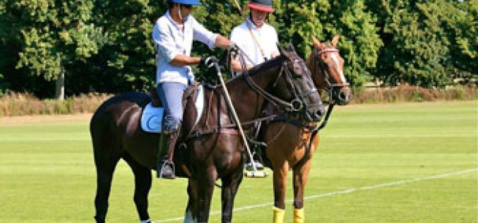 Christian Ahlmann Discovers Polo