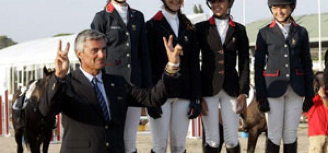 Suíça conquista ouro nos Juniores: Portugal em nono lugar