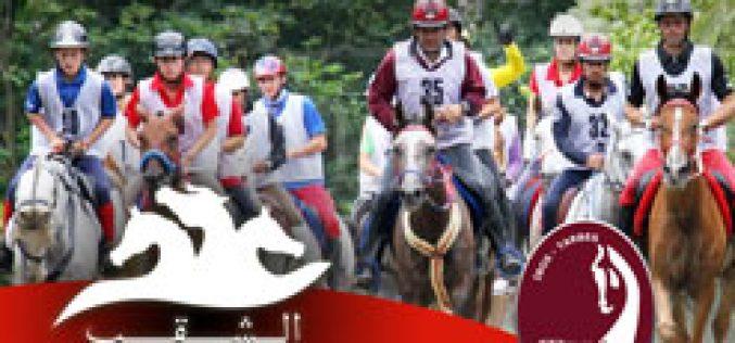 Faltam 4 dias para o Mundial de Endurance para Juniores e Jovens Cavaleiros 2013