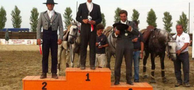 Portugal campeão da Europa de Equitação de Trabalho pela décima segunda vez