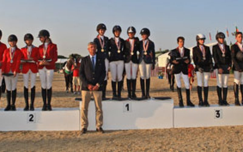 Double-gold for Swiss in Team events; Dutch, Italian and Hungarian riders take Individual titles