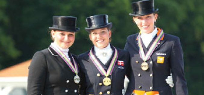 Young Riders: a new European title for Cathrin Dufour and Atterupgaards Cassidy