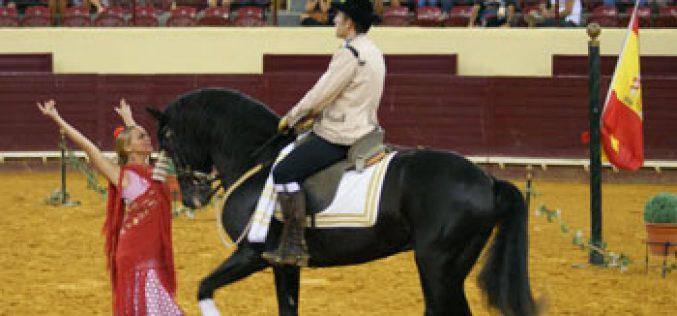 Apontamento sobre o espectáculo Arte da Andaluzia a Cavalo no Campo Pequeno