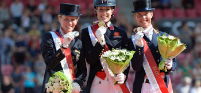 Grand Prix Special gold for Dujardin on a day of drama and emotion