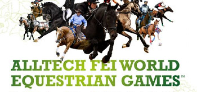 One year to go to Alltech FEI World Equestrian Games™ 2014 in Normandy