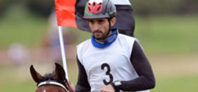 Sheikh Hamdan bin Mohammed Al Maktoum wins the CEI2* Endurance test event