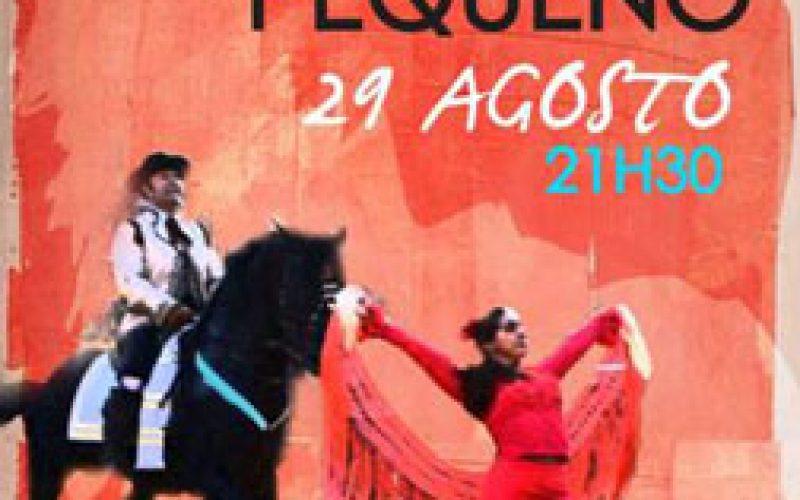 A Arte da Andaluzia a Cavalo de Carmelo Cuevas no Campo Pequeno