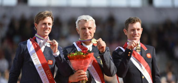 Flying Frenchman Bost claims Individual Jumping title in tense thriller