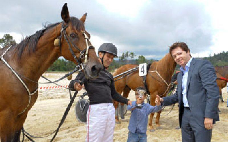 Corridas de Cavalos animam Celorico de Basto
