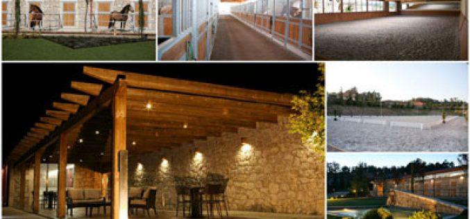 Inauguração do novo espaço da Coudelaria Vila Nova