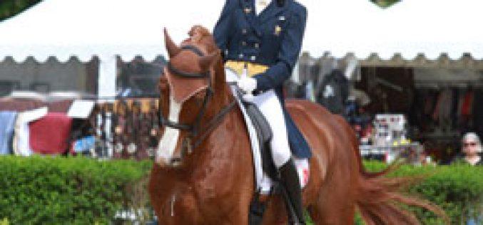 Catherine Henriquet Campeã de França de Dressage 2013