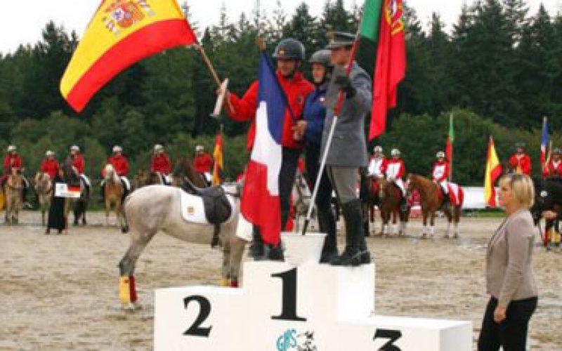 Portugal em 7º lugar no Europeu de TREC para Jovens Cavaleiros: Diogo Batuca ganha a prova M.A.