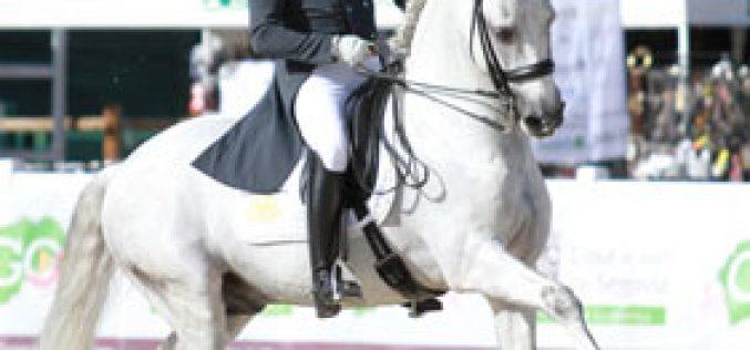 Lusitanos Unicornio do Retiro e Xenofonte entre os dez primeiros depois da 2ª classificativa