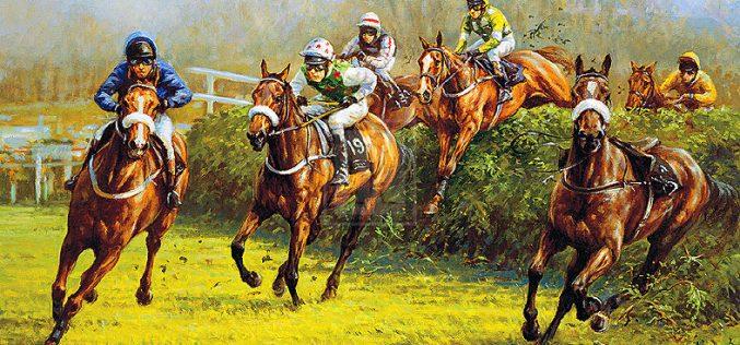 O Cavalo na Arte – Graham Isom