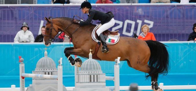 Londres 2012: Luciana Diniz na Final e Inglaterra leva o ouro por equipas