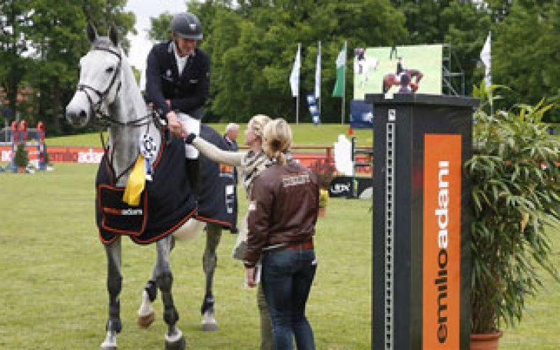 European Champion Wins in Hamburg – but not alone