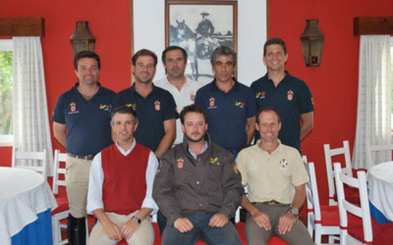 Equipa Nacional de Equitação de Trabalho vai defender o ouro na Áustria