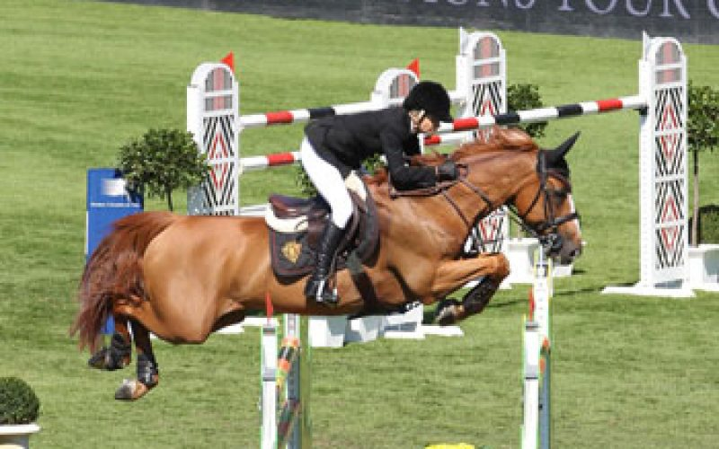 Show Jumping Legend Itot Du Chateau To Retire (VIDEO)
