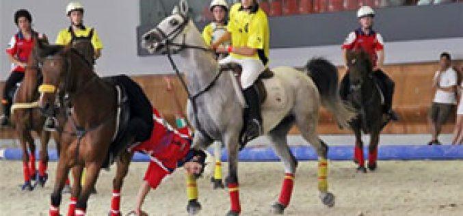 Castilla e León acolhe o 1º Campeonato de Europa de Horseball Sub 16