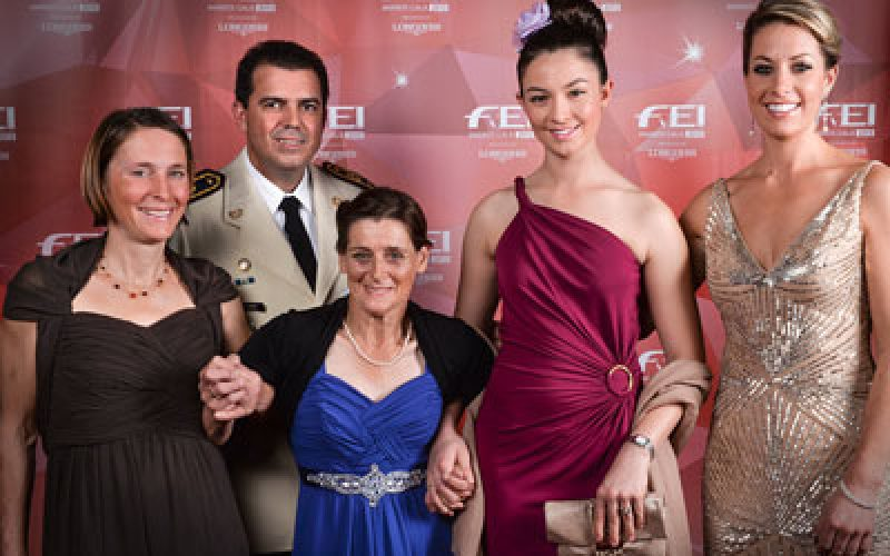 FEI Awards 2014 opens search for global equestrian heroes