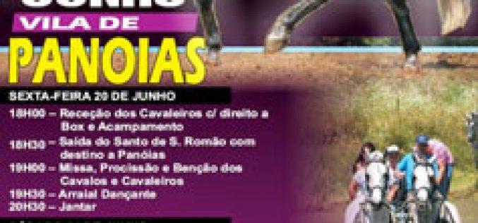 VI Passeio Equestre em Panóias
