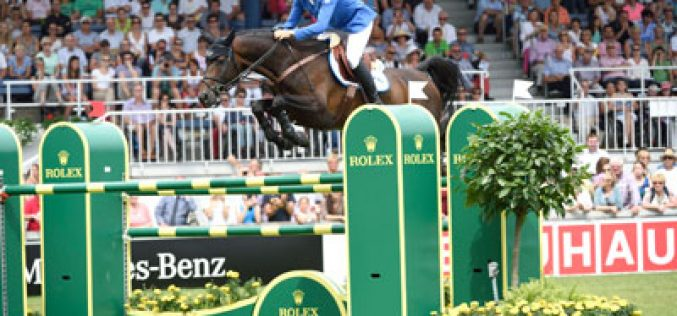 CHIO Aachen 2014: Christian Ahlmann faultless in his first Rolex Grand Prix victory