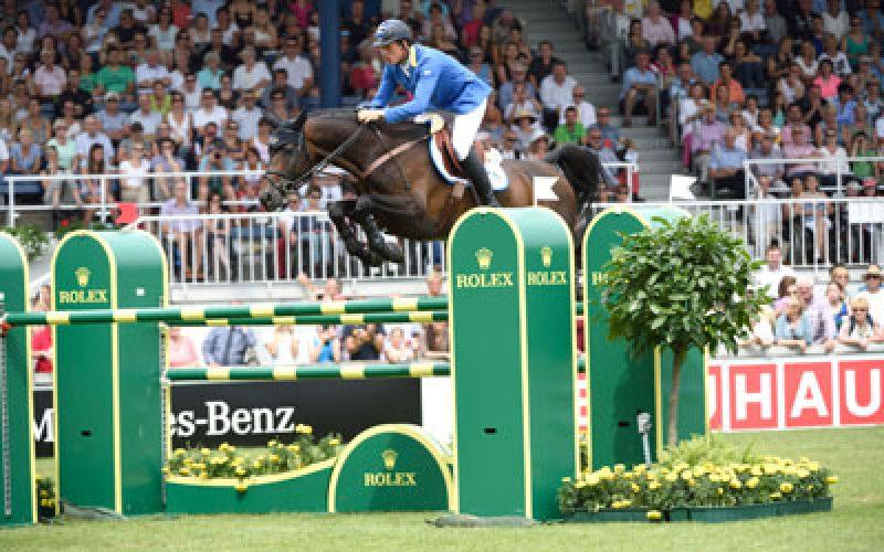 Vitória magnifica de Christian Ahlmann no Grande Prémio de Aachen: Luciana Diniz em décimo lugar