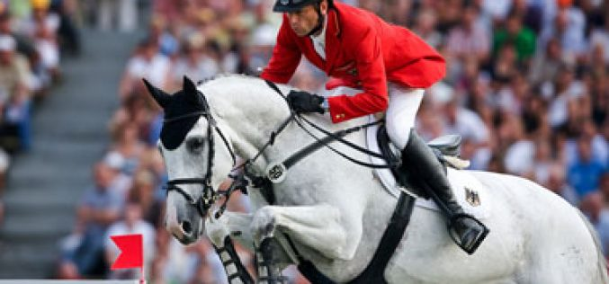"CHIO Aachen 2014: ""Corradina"" to officially retire prior to the Mercedes-Benz Nations´ Cup"