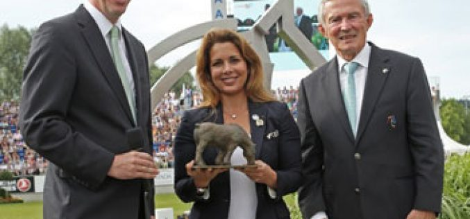 FEI President honoured with Prize of the City of Aachen