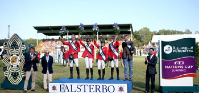 Surprise win for Germany in gripping Furusiyya qualifier at Falsterbo