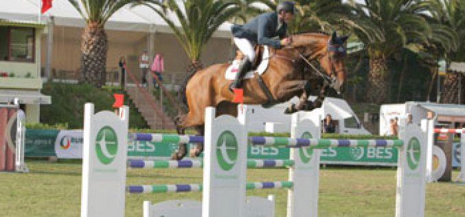 Jorge Matte Capdevila qualifica-se para os Jogos Equestres Mundiais no Vimeiro