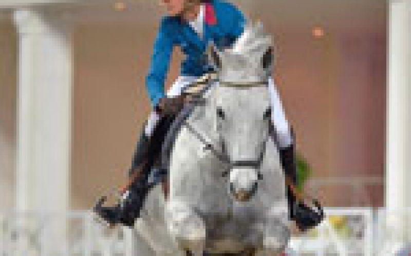 CHIO AACHEN: Luciana Diniz com o KWPN Upper Star (16/07/14)