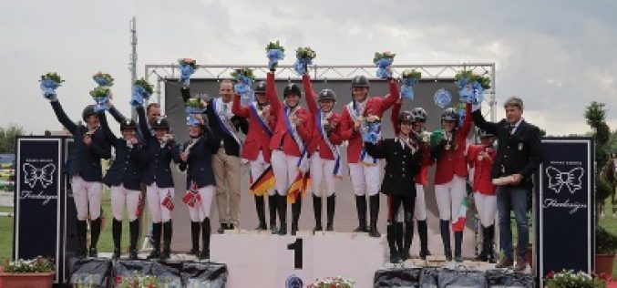 Double-gold for Great Britain; Austria, Germany, Norway and Sweden also top the podium